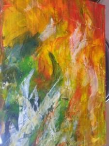 Acryl und Öl Archiv 2015